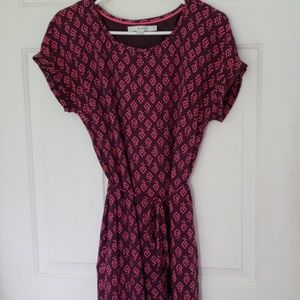 Boden short-sleeved casual dress with pockets